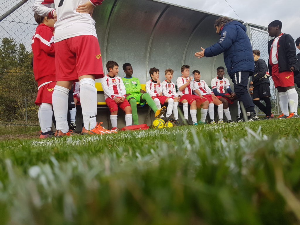 Panchina Calcio Pace