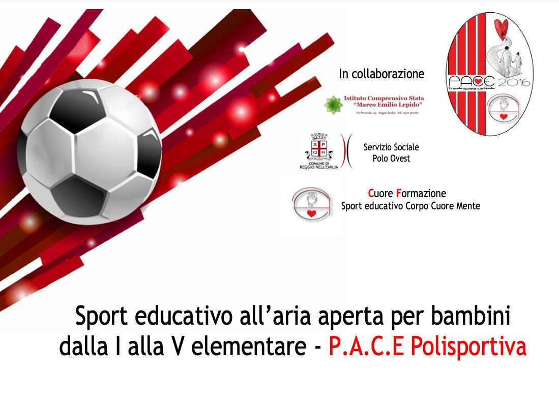 Sport Educativo all'aria aperta